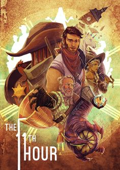 The 11th Hour Arc of The Adventure Zone