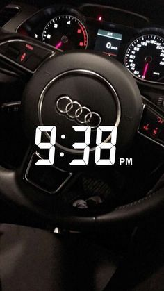 I used to take snaps like this all the time to show my friends Audi Interior, Girls Driving, Snapchat Picture, Snapchat Stories, Tumblr Photography, Audi A3, Instagram Story, Luxury Cars, Dream Cars