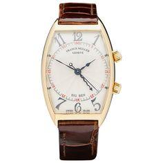 Franck Muller Yellow Gold Big Ben Automatic Wristwatch Ref 2851 AL   1stdibs.com   juwelier-haeger.de