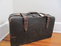A personal favorite from my Etsy shop https://www.etsy.com/listing/130065524/luggage-antique-leather-case-with