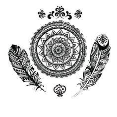 mandalas tattoo - Buscar con Google