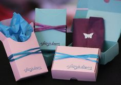Packaging for Jewelry from a fairy's dream