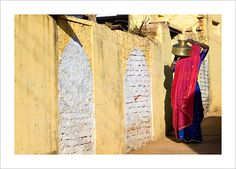high noon, Pushkar... - Pushkar, Rajasthan