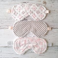 Isn't it time you got a good night's rest? Transform yourself into the sleep goddess you've been dreaming about! Pamper yourself every single night with a luxurious, elegantly handcrafted sleep mask from Three Schatze.   Looking for the perfect gift? Think of the special bond you'll create when you give them a gift from Three Schatze. All of our products are made from high quality fabrics and exquisitely soft minky. So soft, you'll feel like you're sleeping among the clouds!