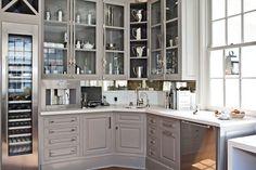 "Veranda: Windsor Smith Home - Gwyneth Paltrow - ""Galveston gray"" paint, Benjamin Moore"