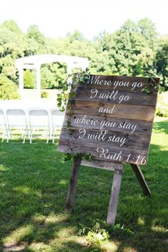 Southern Rustic Wedding