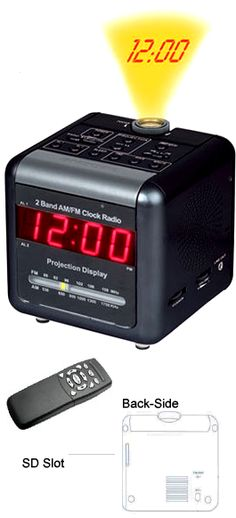 Clock Radio Video Recorder - Only £270!!