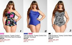 - Plus Size Swimwear / Curvy Swimsuit Source by margaritepearce Swimwear 2014, Curvy Swimwear, Swimsuits, Plus Size Bikini, Plus Size Swimwear, Trendy Plus Size Clothing, Plus Size Outfits, Curvy Fashion, Plus Size Fashion