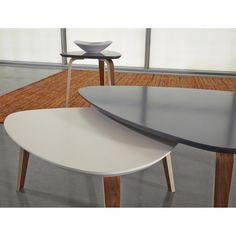 Casana Tisdale Large Cocktail Table in Ebony