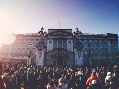 Changing Guards At Buckingham Palace by Demi Kwant on 500px