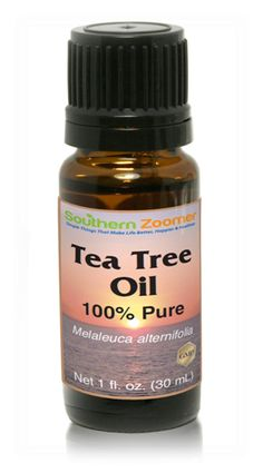 Pure Tea Tree Oil This amazing 'Medicine in a Bottle' is 100% Pure Tea Tree Oil derived from the Melaleuca…