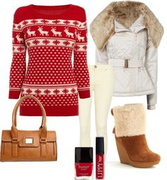 """Leggings and Boots Look #2"" by socialcafemagazine ❤ liked on Polyvore"