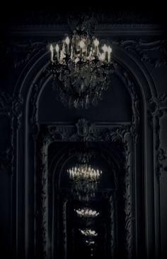 Beautiful Black interior