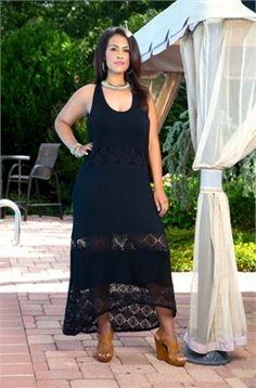 76b82b5c8c6 Plus Size Cover Ups - Always For Me Cover Jersey Lace Cover Up Dress Style