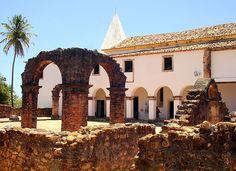 1597 ...  Século XVI - Cabo de Santo Agostinho, Pernambuco