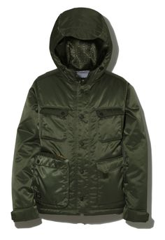 PORTER ×White Mountaineering/PORTER POCKET NYLON FIELD MOUNTAIN PARKA