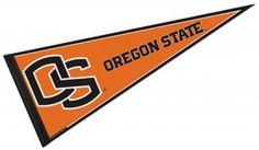 Oregon State Beaver Felt Pennant - $5.95