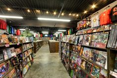 From Passion to Profit: 4 Tips For Opening a Comic Book Shop #AnimeComics #comicbookstore #howtostartacomicbookshop