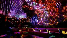 sustainable nightclubs interior design