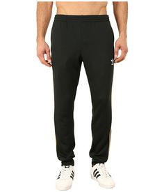 adidas Originals - Pantalon adidas Originals Superstar Cuffed Track - Jungle  Ink   Chanvre - S74a8355 f6dba8676aee