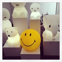 Playful kids' lamps by Cool Kids.