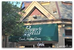 Poppy's Pizza & Grill - Estes Park, CO  Great place to take the family for dinner while visiting Estes Park, Colorado! Read kid friendly reviews about Poppy's Pizza & Grill  on Trekaroo #trootrip #colorado