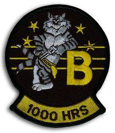 F-14B TOMCAT - 1000 HOURS