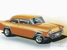 Gasser Cartoons | ... Hot Rodz Hot Wood Gasser Chassis Cartoon Illustration Of A Gasser
