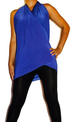 Convertible Wrap Multiwear Cover-Up