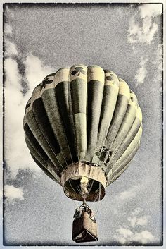 Antique Hot Air Balloon
