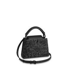 Products by Louis Vuitton: Capucines Mini Boutique Louis Vuitton, Louis Vuitton Store, Louis Vuitton Handbags, Leather Clutch, Calf Leather, Leather Totes, Leather Bags, Leather Purses, Sac Birkin Hermes