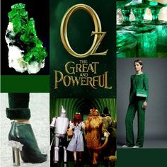2013 Pantone Color of the Year ~ Emerald Green