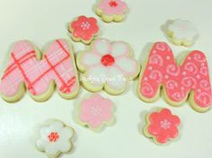 Mom's Day Cookies
