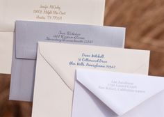 We ordered some of the paper and envelopes from lcipaper.com. Very affordable and great products!