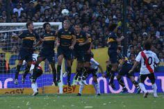 2009 - Gol de Gallardo (Boca 1 - River 1)