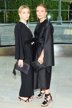 Getting Ready for the CFDA Awards with Mary-Kate and Ashley Olsen