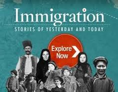 Check out this Scholastic resource for stories and videos from real kids who have recently emmigrated to the U.S.