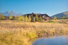 Wapiti Cabin  | Luxury Vacation Rentals | Jackson Hole, Wyoming