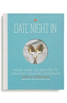 'Date Night In' Cookbook for Two / @nordstrom #nordstrom
