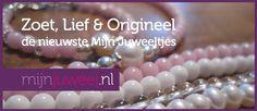 Handgemaakte kindersieraden, uniek en o zo mooi! Bestel online in de webshop van Mijn Juweel.