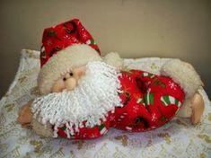 Foto: Christmas Crafts, Christmas Decorations, Holiday Decor, Elf On The Shelf, Santa, Craft Ideas, Vintage, Home Decor, Angel Ornaments