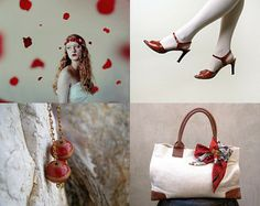 dark red by Ewa and Anna on Etsy--Pinned with TreasuryPin.com