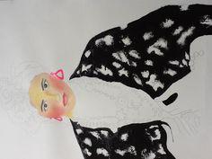 Retrato al estilo Frida kahlo