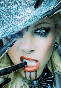 Maria Brink. Love her! Can't wait to see ITM again in June!