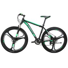 WEEKLY DEAL - Cyrusher 29 inch fixed gear wheel mountain bicycle 21 speed Magnesium Alloy Wheel mountain bike Dual Disc Brake bicycle 29 Inch Mountain Bike, Dual Suspension Mountain Bike, Mountain Bike Forks, Cross Country Mountain Bike, Mens Mountain Bike, Mountain Bike Frames, Mountain Biking, Fashion Wheel, Gear Wheels