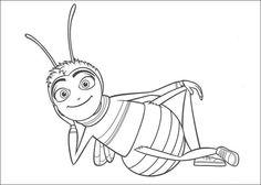 Bee Movie colorir