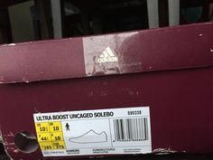 [L/C] Adidas SoleBox Ultra Boosts