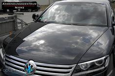 VW Phaeton frisch versiegelt mit Permanon Platinum Autopflege http://www.optimum-shop.de