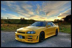 R34 Skyline GTT | Flickr - Photo Sharing!