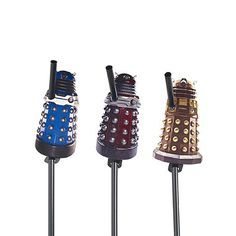 Doctor Who Straws - From Lakeland